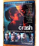 DVD CRASH with Sandra Bullock - $4.99