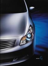 2007 Infiniti G35 SEDAN brochure catalog US 07 G Skyline - $8.00