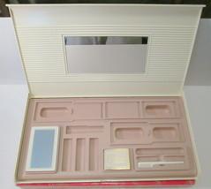 Vintage Estee Lauder EMPTY Collectors Colorbox 1986 Makeup Storage Organ... - $34.99