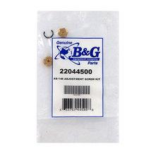B&G AS-148 Adjustment Screw Lock Nut Snap Ring B&G Sprayer Part # 22044500 - $17.99