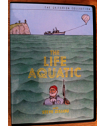 DVD The Life Aquatic Collection Edition - $9.99