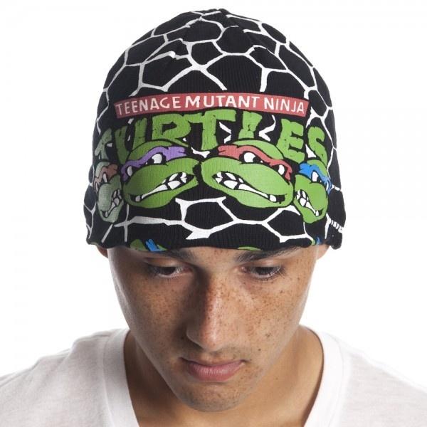 Teenage Mutant Ninja Turtles: Heads Reversible Beanie NEW! - $26.99