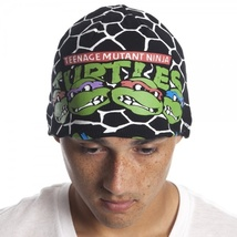 Teenage Mutant Ninja Turtles: Heads Reversible Beanie NEW! - $26.99