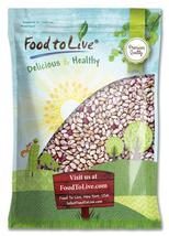 Food to Live Cranberry Beans (Borlotti) (10 Pou... - $29.73