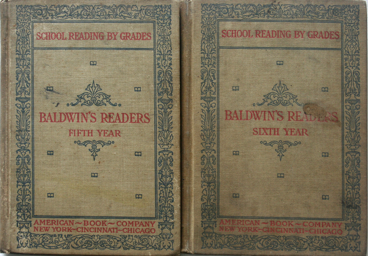 Baldwin readers 1