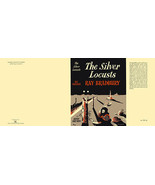THE SILVER LOCUSTS facsimile jacket for 1st UK ... - $20.43
