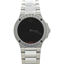 Movado SE Extreme Stainless Steel Black Museum Dial 44mm Watch - $850.00