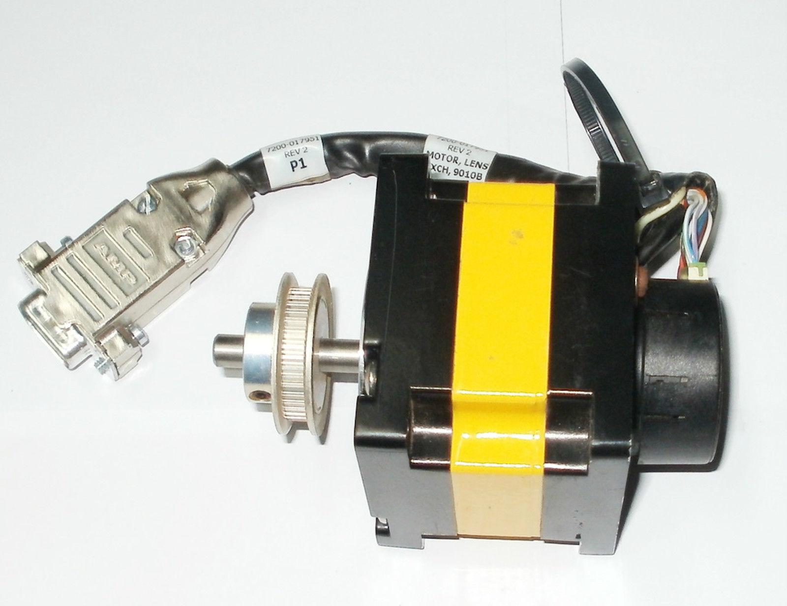 Parker Servo Motor Cm230dj 113197c With Renco Encoder