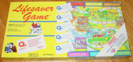 Lifesaver Game With A Heart 1985 Ungame Corp Complete - $20.00