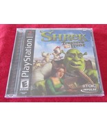 Shrek: Treasure Hunt (Sony PlayStation 1, 2002) Brand New - $10.88