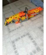 Nerf n Strike Vulcan Ebf-25 dart blaster gun - $23.01