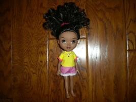 "Mattel Viacom 2013 Dora The Explorer 8 1/2"" Doll with Shorts/Shirt - $11.88"