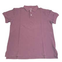 Gap T Shirt Short Sleeve Burgundy Size Medium Polo - $19.75