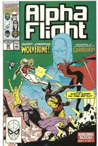 Alpha Flight #90 (Building Blocks Part Four: Strength) [Comic] by Marvel... - $3.91