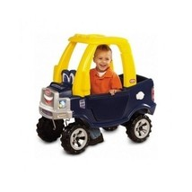 Little Tikes Truck Ride New Kids Pickup Car Roomy Working Coupe Perfect ... - $94.93
