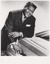 Fats Domino Vintage 8X10 BW Jazz Music Memorabilia Promo  Photo - $4.99