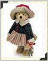 "Boyds Bears ""Betsie B. Jodibear"" 9"" Artisan Plush Bear #92000-07 -  NWT- Retired - $22.99"