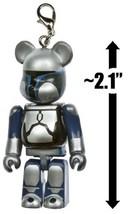 "Jango Fett ~2.1"" Mini-Figure Key Ring - Pepsi NEX x Star Wars x Be@rbricks Se... - $12.59"