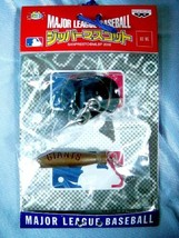 BANPRESTO MLB Major League Baseball Charm Ornaments Mobile Strap San Fra... - $8.99