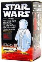 Star Wars Medicom Toy Kubrick Collectible Series 7 Anakin Skywalker Jedi Spirit - $19.99