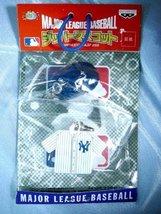 BANPRESTO MLB Major League Baseball Charm Ornaments Mobile Strap New Yor... - $8.99