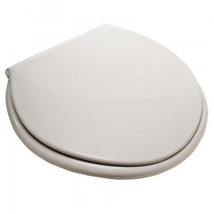 Big John Seat 1200Lb Capacity White, Stainless Steel Hinge, Round/Elongated - $168.88