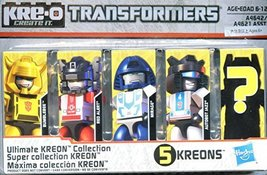 Hasbro KER-O Minifigures TRANSFORMERS Ultimate SUPER MAXIMA Kreon Collection ... - $35.99