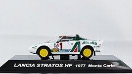 1/64 Japan CM's Rally Car Collection SS3 LANCIA STRATOS HF Monte Carlo 1977 - $59.19