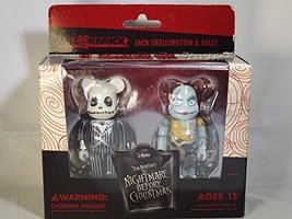 TAKARA TOMY Medicom Toy Bearbrick Be@rbrick 100% Nightmare Before Xmas Christ... - $80.99