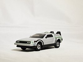 TAKARA TOMY DREAM TOMICA Vehicle Diecast Back to the Future Delorean The Ride... - $44.99