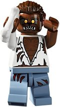 LEGO Minifigures Series 4 Werewolf COLLECTIBLE Figure full moon transfor... - $18.89