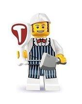 Lego Minifigures Series 6 - Butcher [Toy] - $16.69