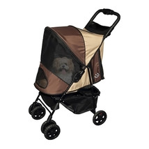 Pet Gear Happy Trails Stroller - Cobalt Blue 961-PG8100ST - $132.74