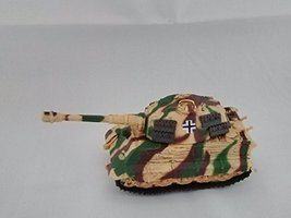 Capsule Toy KAIYODO CapsuleQ World Tank Museum WTM Deformation 2 Figure Germa... - $23.39
