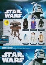 TAKARA TOMY Medicom Toy Kubrick unbreakable STAR WARS DX Series 4 Full Box Se... - $405.00