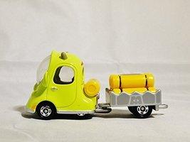 TAKARA TOMY TOMICA Disney Motors Monsters Factory Inc Custom Diecast Mini Car... - $44.99