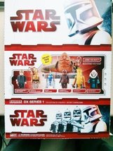 TAKARA TOMY Medicom Toy Kubrick unbreakable STAR WARS DX Series 1 Full Box Se... - $450.00