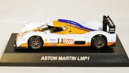 Original Kyosho 1/64 Aston Martin Centenary Collection (japan import) LMP1 Mi... - $33.29