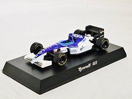Original Kyosho 1/64 Formula 1 F1 Tyrrell 023 1995 No. 4 M.SALO Mika Salo (ja... - $41.39