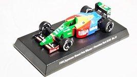Original Kyosho 1/64 Formula 1 F1 Japan SUZUKA Grand Prix GP 1989 Benetton Fo... - $49.49