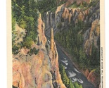 99 br 1925 1bx yellowstone needle in grand canyon near tower falls thumb155 crop