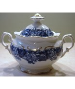 Schumann Bavaria Heirloom Sugar Bowl with Lid B... - $76.00