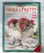 One Stroke Small & Pretty Donna Dewberry Decorative Painting Book #9546 ... - $3.95