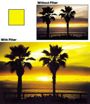 Cokin 001 A001 Yellow Filter For A Series Holder New - $14.99
