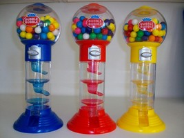 "10.5"" Gumball Dubble Bubble Machine Gum Balls New Gift Toy - $21.99"