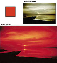 Cokin 003 A003 Red Filter For A Series Holder New - $14.99