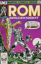 Marvel ROM #36 VF/NM - $2.99