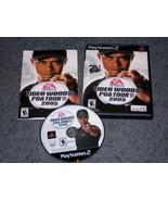 Playstation 2 Tiger Woods PGA Tour 2005 - $5.99