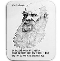 CHARLES DARWIN - MOUSE MAT/PAD AMAZING DESIGN - $12.36