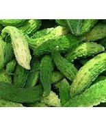 Bittermelon - Foo Gwa - 10 Bittergourd Seeds - Veggie - $0.98